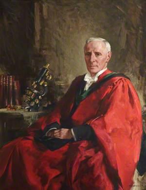 Dr Orlando Charnock Bradley (1871–1937)