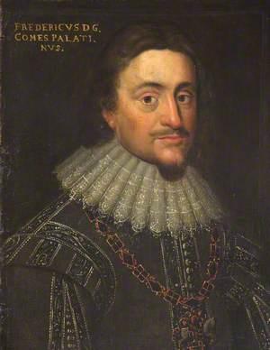 Frederick, Count Palatine (1596–1632)