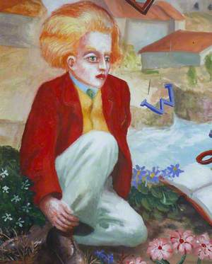 Portrait of the Poet