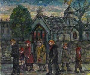 Artist's View of Kirk Loan