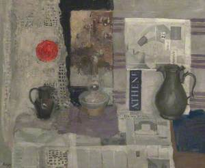 Still Life with Jug on Table*