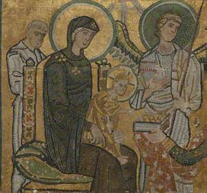Icon from the First Church of the Holy Sepulchre