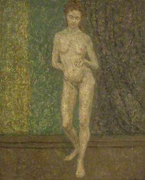 Full Length Nude Female
