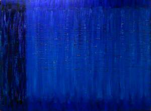Painting Series 5 Blue