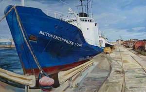 'British Enterprise Four'