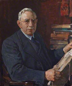Henry William Meikle (1880–1958), Keeper of Manuscripts (1927–1931), Librarian (1931–1946)