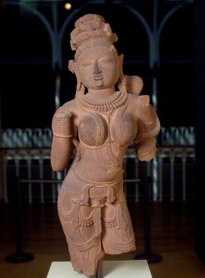 Figure of a Surasundari*
