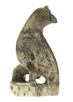 Bird on a Stone*