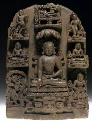 The Eight Great Events from the Life of the Buddha*