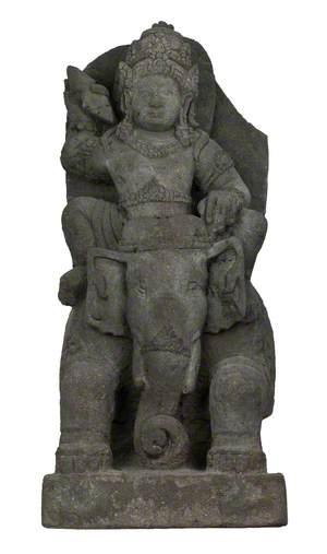 Indra Riding an Elephant*