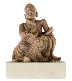 Seated Monk