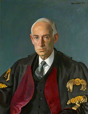 Sir Ian George Wilson Hill (1904–1982), CBE, TD, LLD, FRCPE, FRCP, FRSE