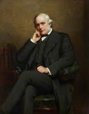 Joseph Lister (1827–1912), FRCSEd (1855)