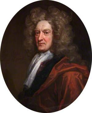 John Cheyn (1640–1710?), FRCSEd (1696)