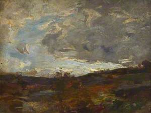 Gathering Cloud – Pentland Side