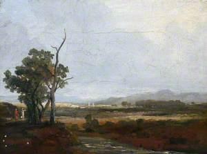 View near Duddingston Loch