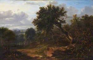View near Edinburgh