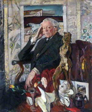 Sir Robin Philipson (1916–1992), PRSA
