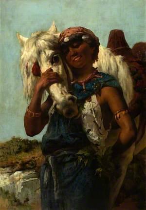 The Moorish Maiden's First Love