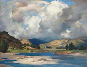 Stormclouds, Strathfillan