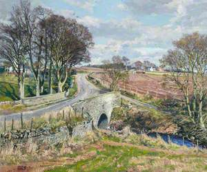 Murroes Bridge, Angus