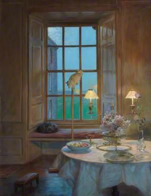 A Room at Twilight: Kellie Castle
