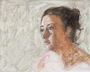 Untitled (Female Head)