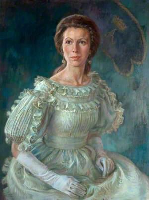 HRH Princess Anne (b.1950), Royal Colonel-in-Chief (1983)
