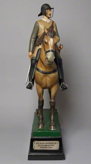 Seventeenth-Century Scots Dragoon Guard