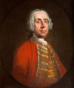 Lieutenant-Colonel Philip Chenevix