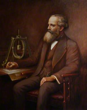 James Clerk Maxwell (1831–1879), FRSE