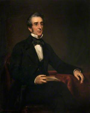 Archibald McNeill, Principal Clerk of Session (1858–1870)