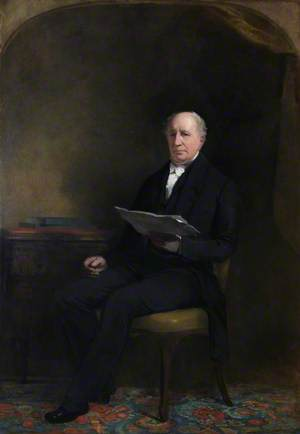 The Right Honourable David Boyle (1772–1853), Lord President of the Court of Session (1840–1852)