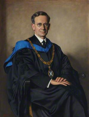 Sir Ernest Wedderburn (1844–1958), Deputy Keeper (1935–1954)