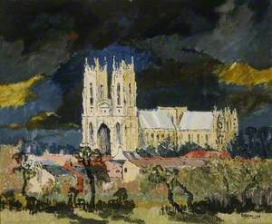 Beverley Minster, East Riding of Yorkshire