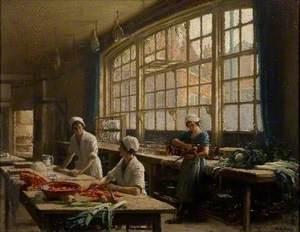 Three Maids, 'Beverley Arms' Kitchen