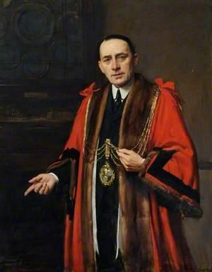Alderman Harry Wray
