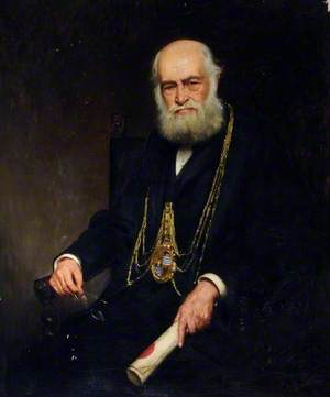 William Spencer (1826–1910), Mayor of Beverley