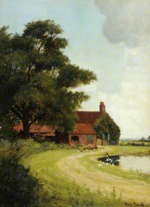Wansford, East Riding of Yorkshire (Farmhouse)