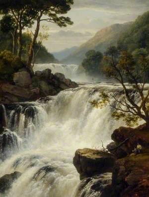 Waterfall, Inversnaid