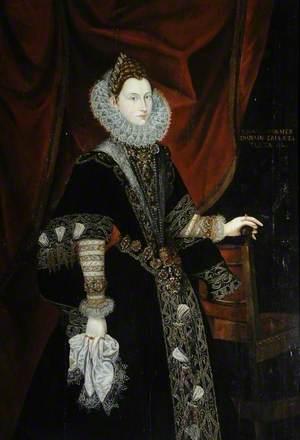 Lady Jane Dormer (1538–1612), Duchess of Feria