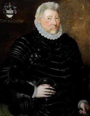 Sir Walter Aston of Tixall (1529–1589)