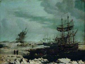 Hull Whalers in the Arctic