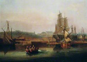 The Shipyard at Hessle Cliffs, East Riding of Yorkshire