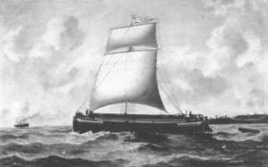 The Humber Keel 'Ashcroft'