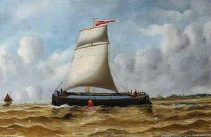 The Keel 'Lizzie' of Thorne