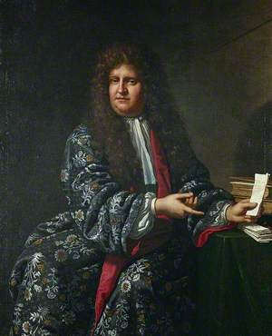 Nathaniel Cholmley (1684–1755)