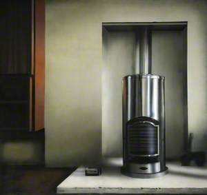 Interior with a Boiler