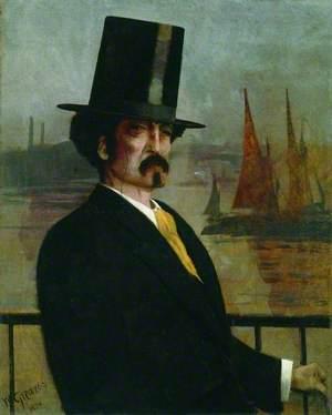 Whistler on the Thames