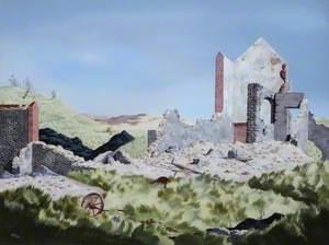 Derelict Lead Mine